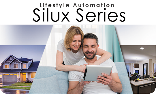 silux series product ad